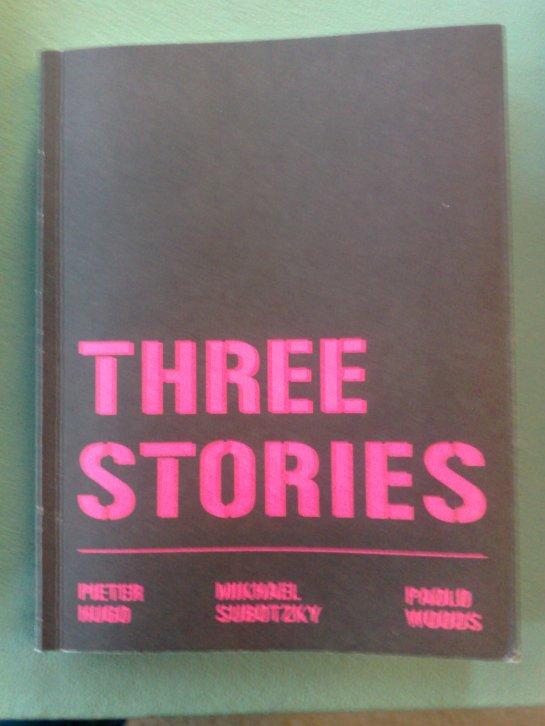 three stories, pieter hugo