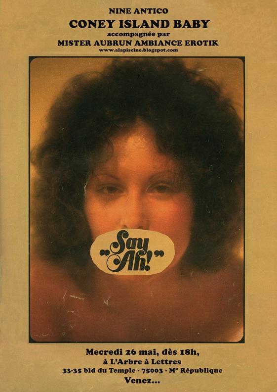 Regarder le porno des années 70 maintenant