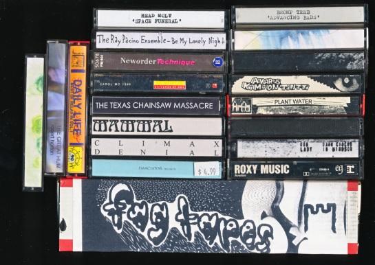 tapes JG 2